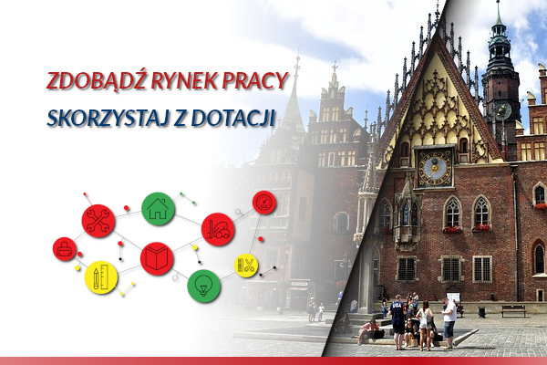 Dotacja do szkoleń w aglomeracji wrocławskiej