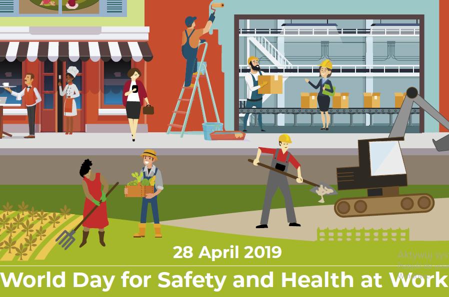 28 kwietnia – Światowy Dzień BHP