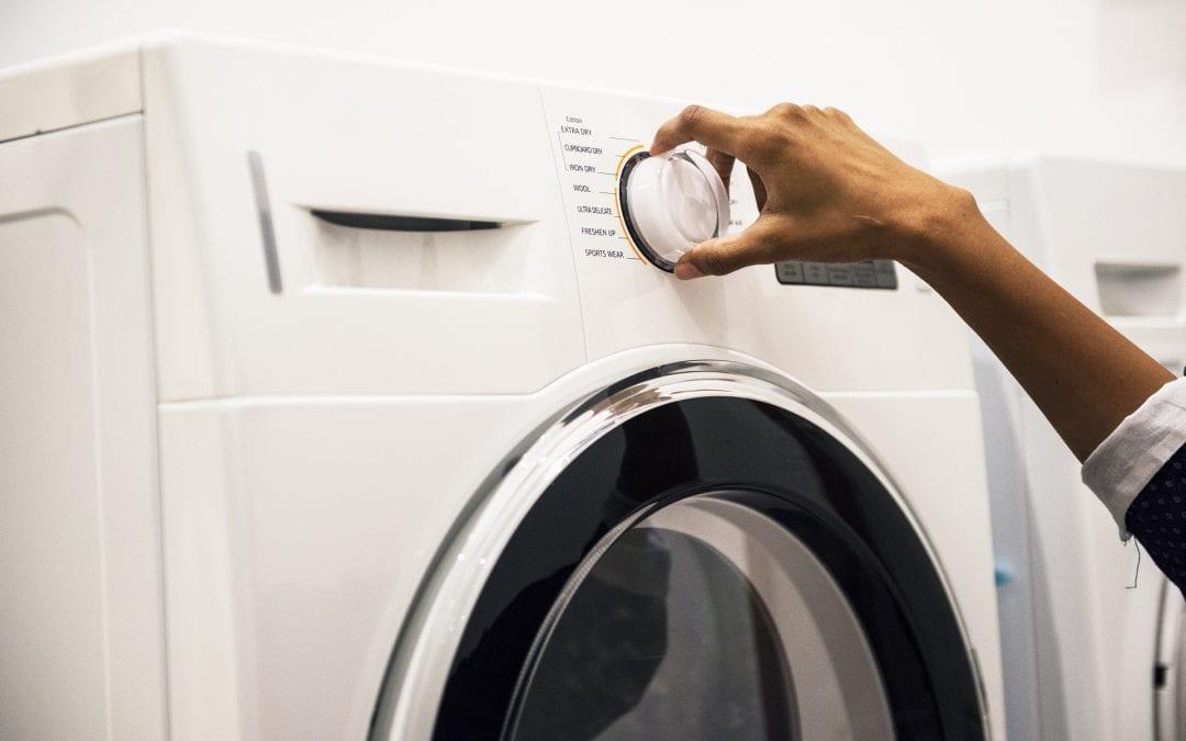 Czy odzież roboczą można prać w domu?
