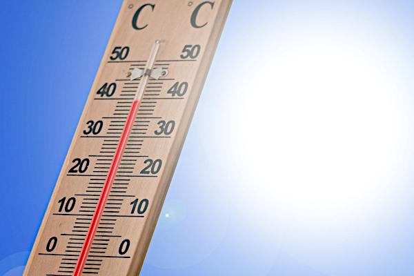 Praca w temperaturach powietrza powyżej 26 stopni Celsjusza