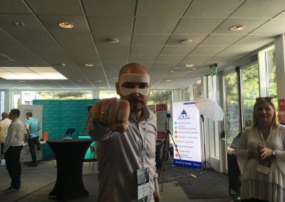 virtual reality super powers konrad mroczek