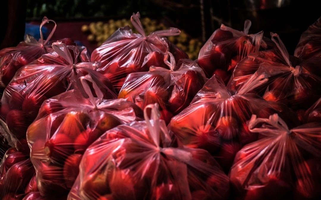 Będą zmiany w opłacie recyklingowej za foliówki