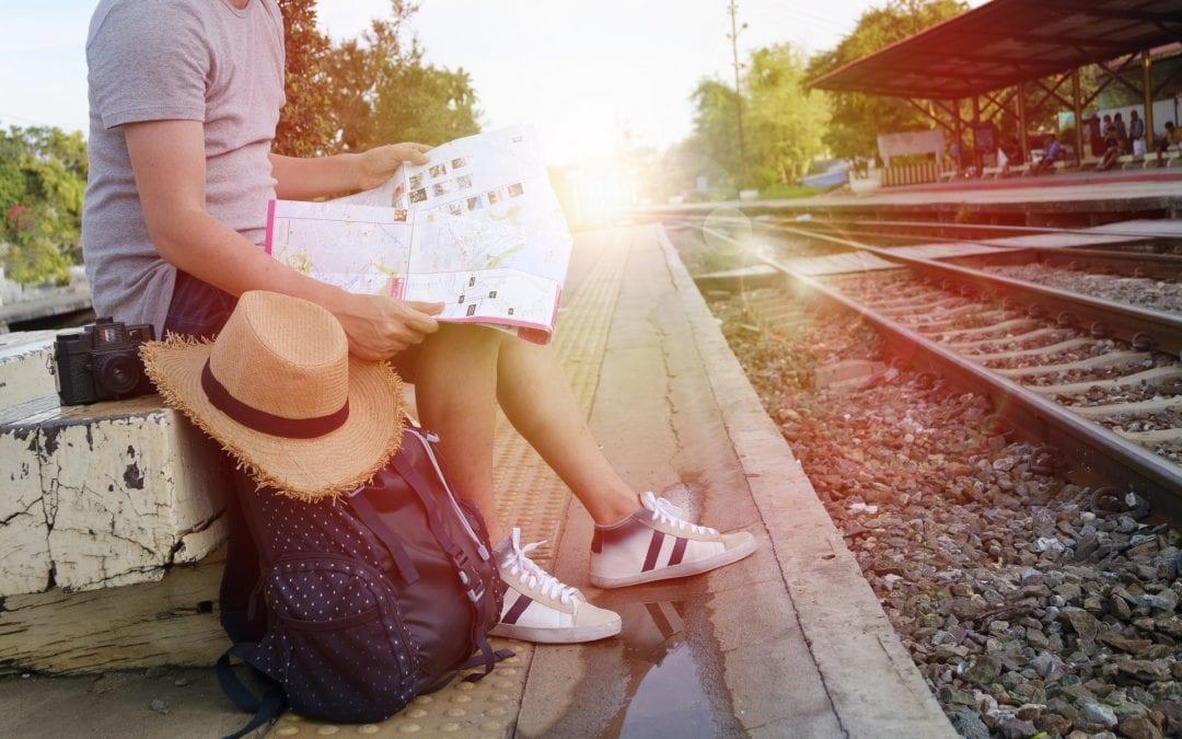 Bezpieczna podróż pociągiem