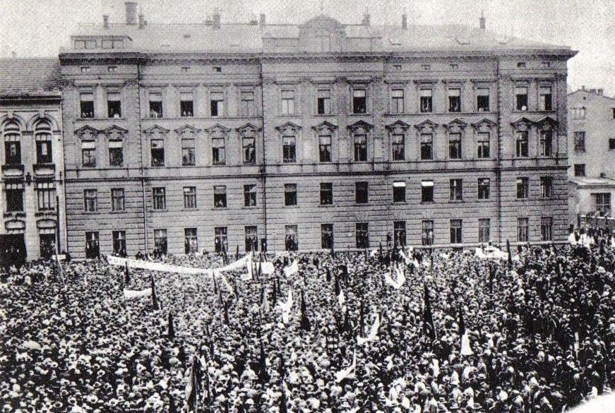 Historia PIP: kryzys ekonomiczny