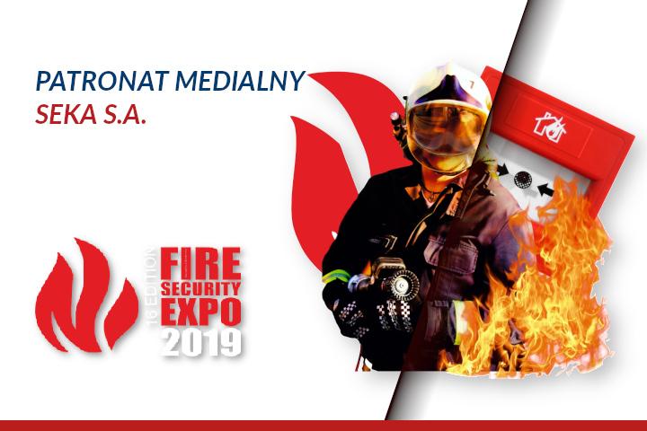 fire security EXPO pod patronatem SEKA S.A.