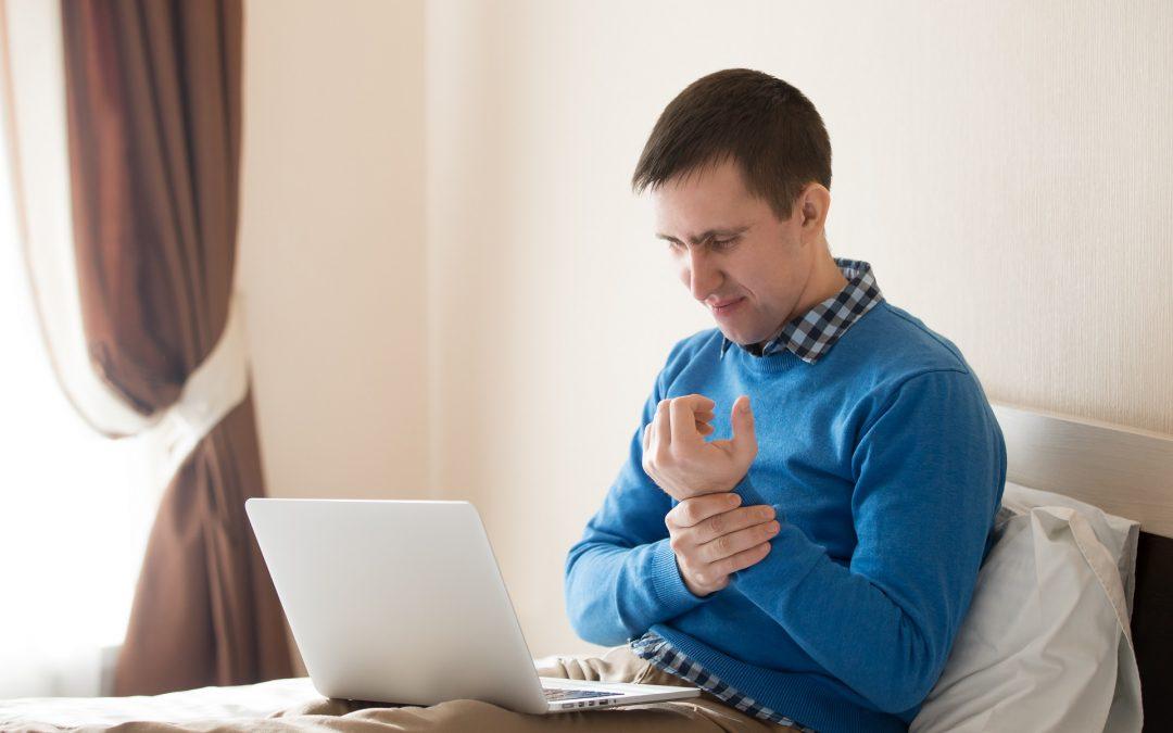 Choroby zawodowe – profilaktyka. Cieśń nadgarstka