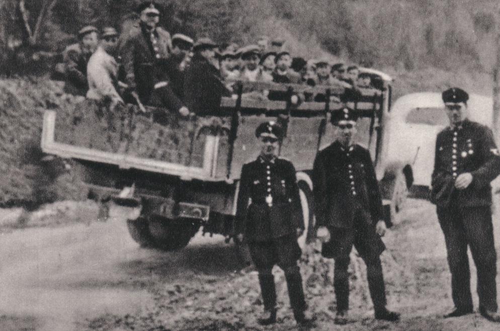Historia PIP: czas okupacji
