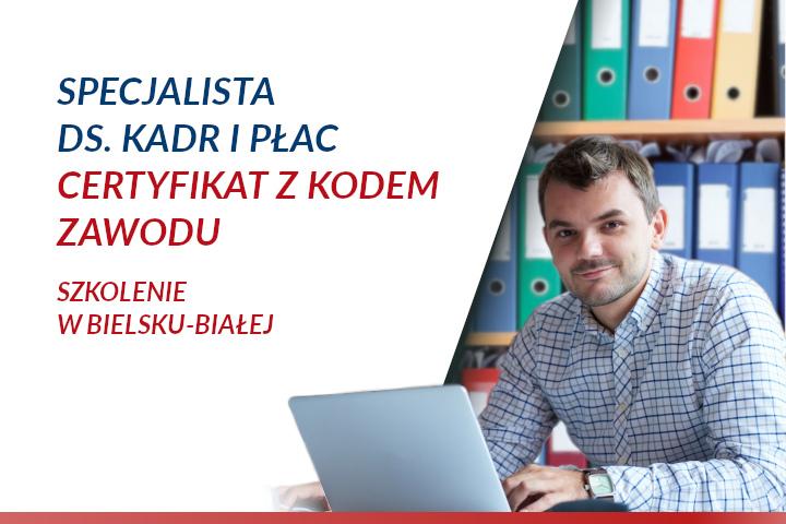 Kadry i płace – szkolenie w Bielsku-Białej