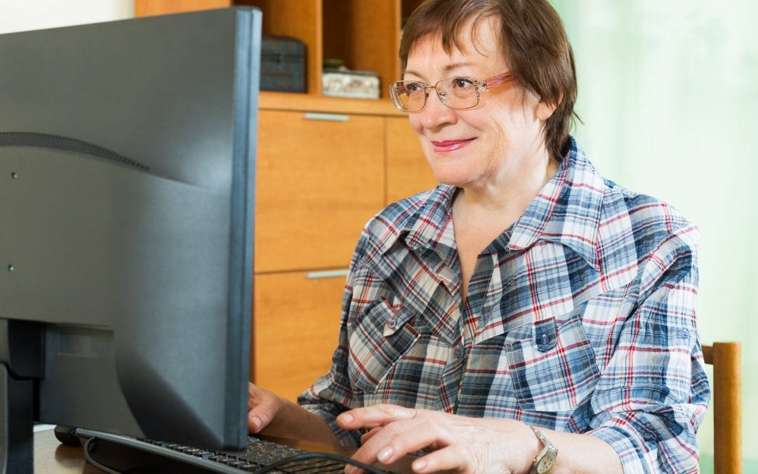 Za pracę przy monitorze kineskopowym – podwyżka emerytury