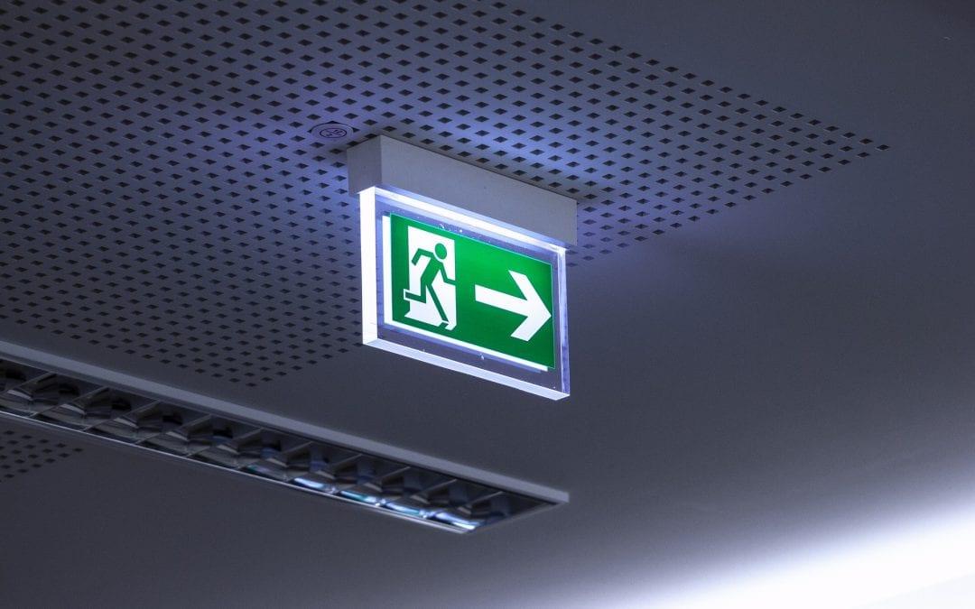 Przegląd instalacji oświetlenia ewakuacyjnego