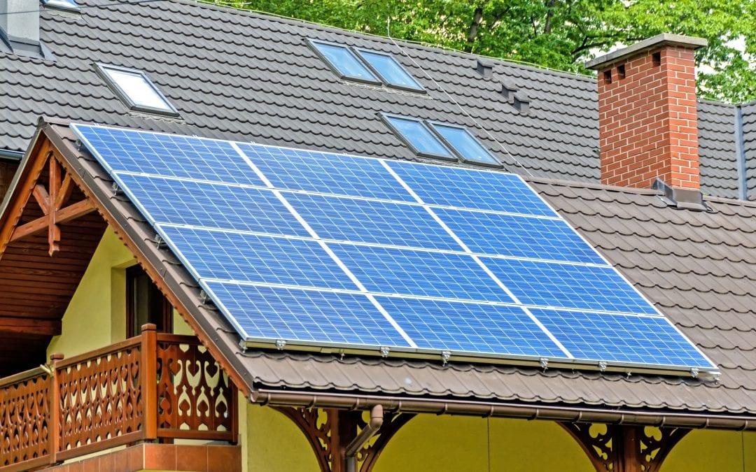 Dopłaty do paneli słonecznych na dach