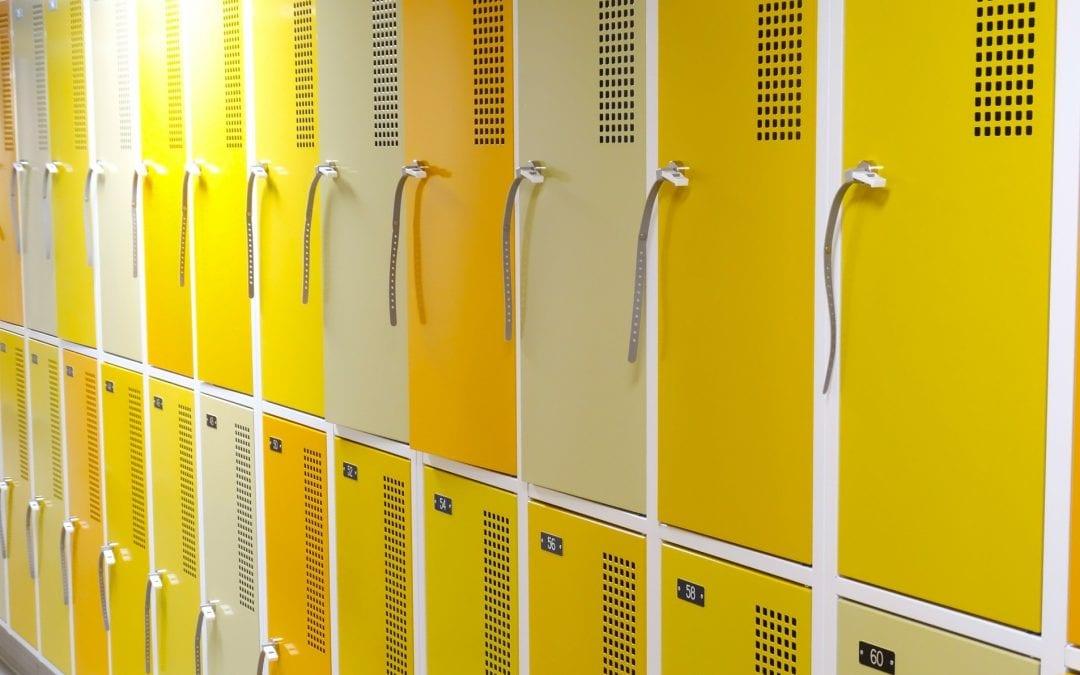 Czy pracownicze szafki ubraniowe mogą być rotacyjne?