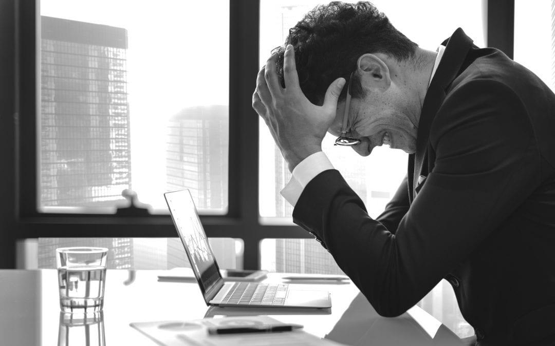 Ponad 80 proc. pracowników w Polsce odczuwa stres w pracy