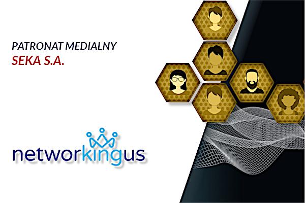 Networkingus – SEKA S.A. patronem spotkań
