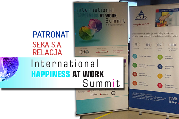 International Happiness at Work Summit – relacja