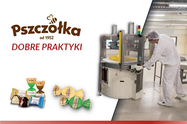 """Fabryka Cukierków """"Pszczółka"""" Sp. z o.o. – dobre praktyki"""