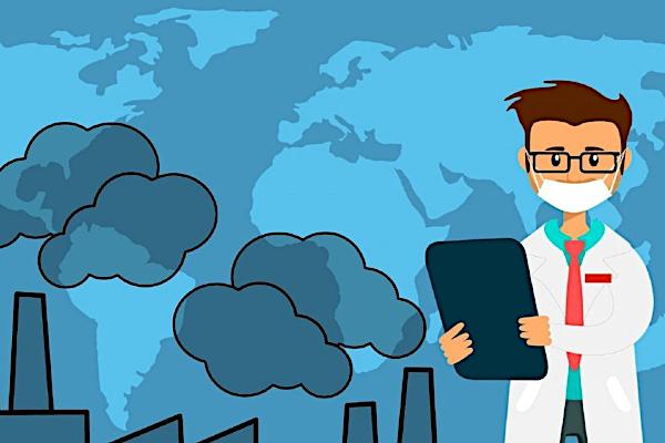 Smog przyczyną chorób płuc i alergii