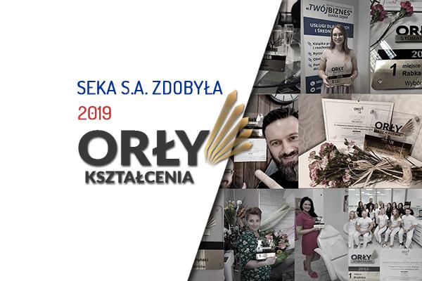 Orły Kształcenia dla SEKA S.A.