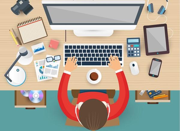 Pracujesz lub uczysz się zdalnie? Pamiętaj o kilku ważnych dla zdrowia zasadach