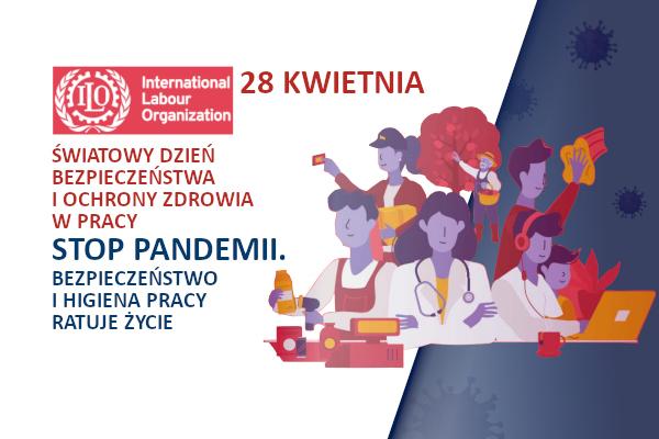 28 Kwietnia Światowy dzień BHP