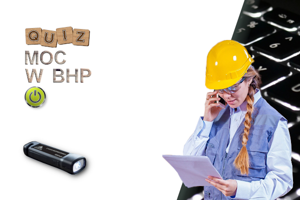 Quiz BHP – marzec 2020 r.