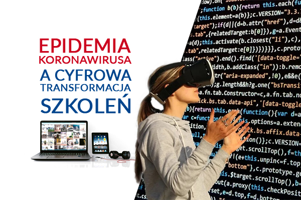 Epidemia koronawirusa a cyfrowa transformacja szkoleń