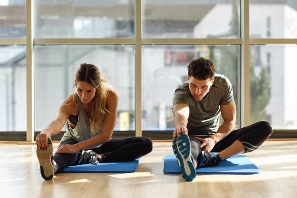 Aktywność fizyczna w miejscu pracy