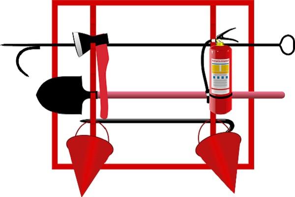Rola i skład podręcznego sprzętu gaśniczego