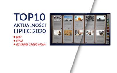top10 aktualnnosci bhp ppoż ochrona srodowiska