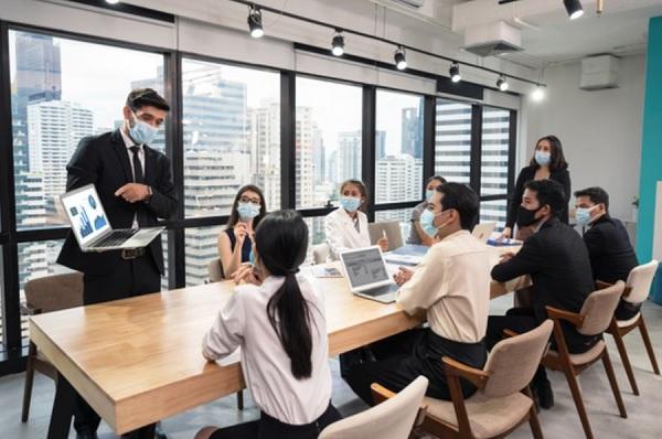 Jak w czasie epidemii zorganizować spotkanie biznesowe, kongres czy konferencję?