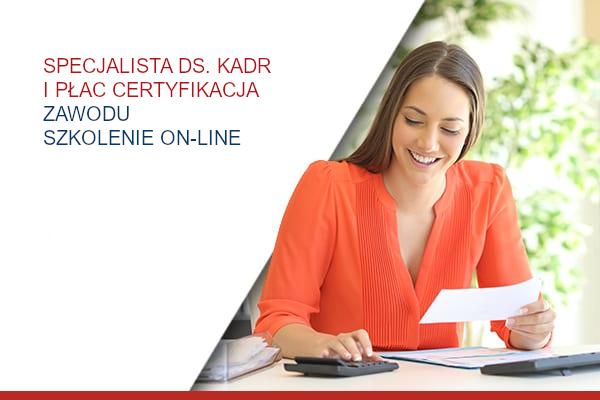 Specjalista ds. Kadr i Płac – Certyfikacja zawodu