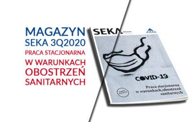 Magazyn SEKA 3Q2020