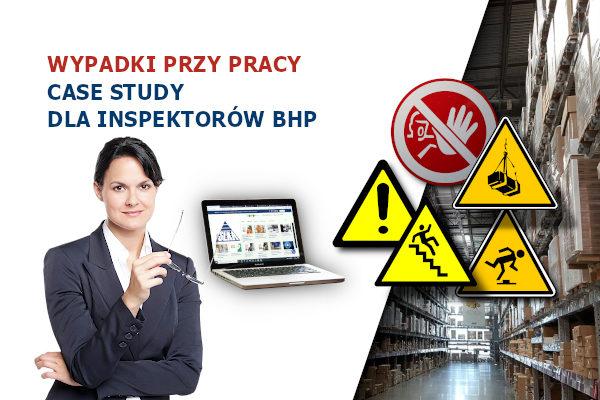 Wypadki przy pracy – case study dla inspektorów BHP
