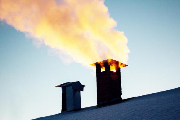 Wymiana pieców węglowych nie jest priorytetem