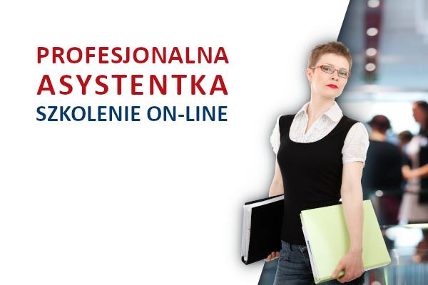 Szkolenie on-line Profesjonalna asystentka