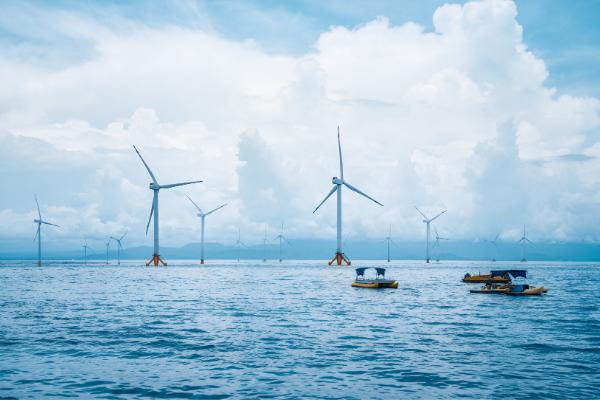 Weszła w życie ustawa o promowaniu wytwarzania energii elektrycznej w morskich farmach wiatrowych