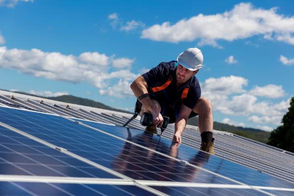 BHP w energetyce słonecznej