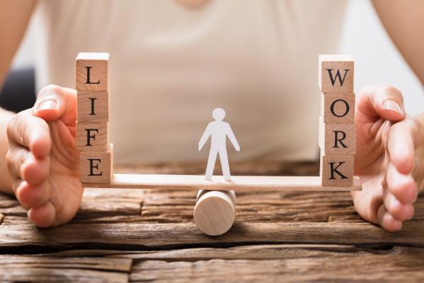 Zadbaj o równowagę w pracy i w domu!
