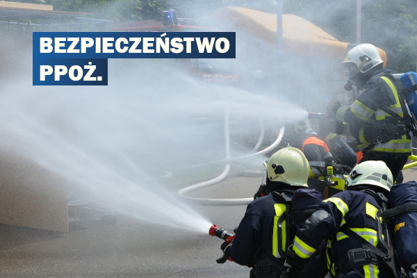 W ofercie SEKA S.A Ochrona PPOŻ.